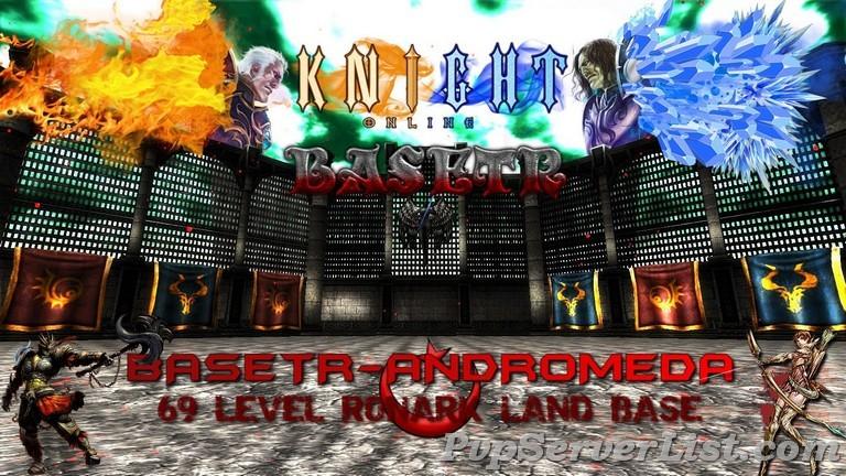 BaseTR – Pk Server