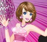 Disko Kızını Giydir Oyunu