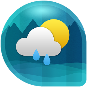 weather clock widget apk full