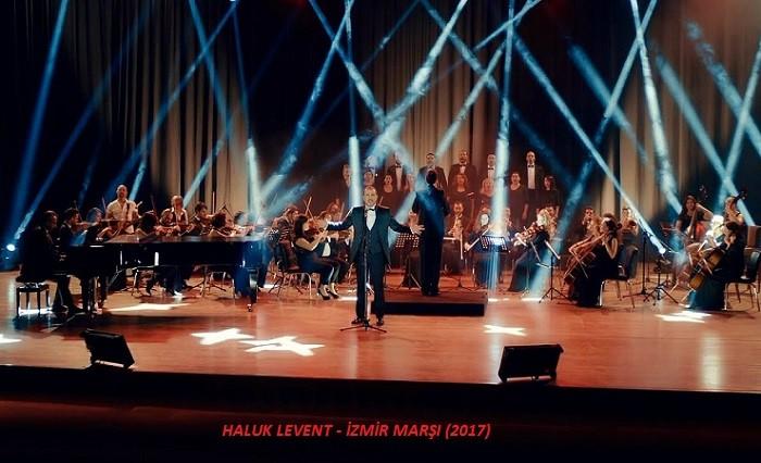 Haluk Levent - İzmir Marşı (2017) Orjinal Tek Mp3 İndir