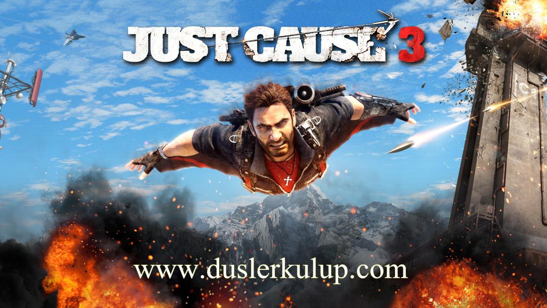 oj8NYm Just Cause 3 Oyununu Full Ücretsiz Orijinal İndir