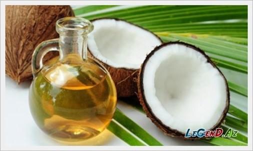 Kokos yağının saça faydası və istifadə qaydası