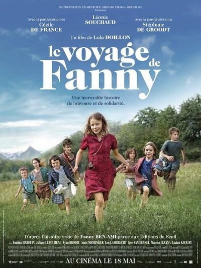 Özgürlüğe Doğru - Le voyage de Fanny (2016)  BRRip XviD Türkçe Dublaj - Tek Link
