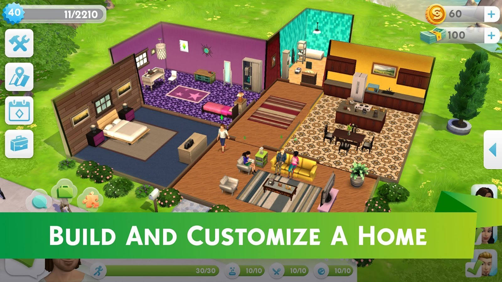The Sims™ Mobile Mod