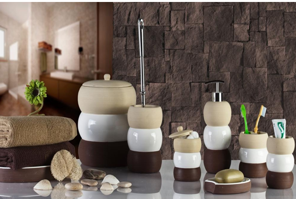 Banyonuza Şıklığı Taşıyacak Banyo Seti Modelleri