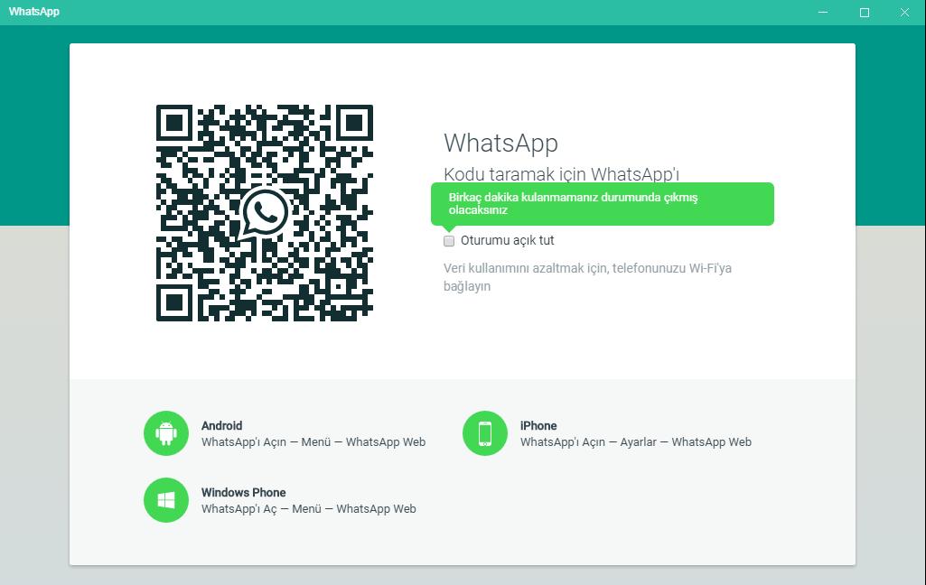 WhatsApp web nu beschikbaar en zo krijg je het