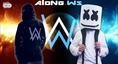 Alan Walker 2017 MIX Calvin Harris Avicii Kygo ✅ ♫ ★★★★★