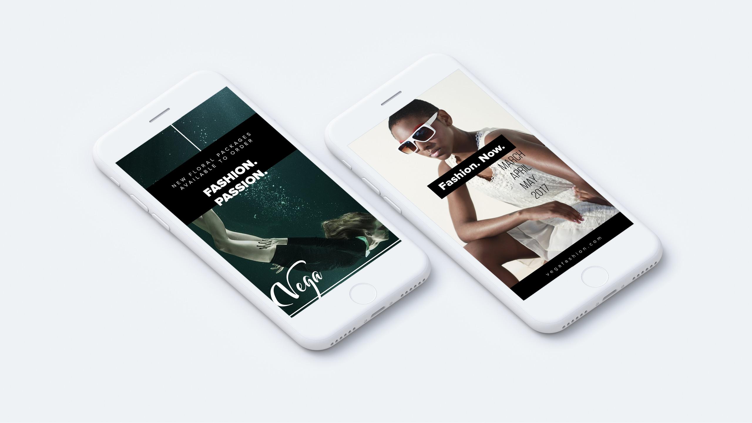 Vega Instagram Stories Templates - 4