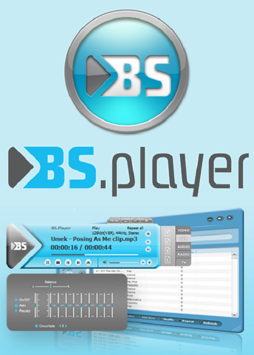 BS Player Pro 2.71 Build 1081 Full İndir Türkçe