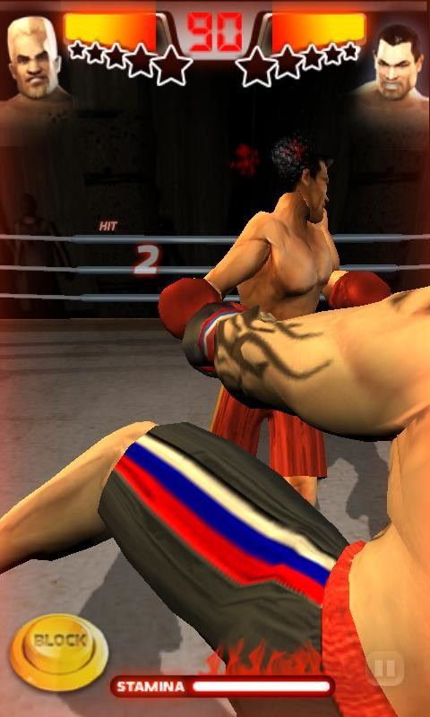 Iron Fist Boxing Android Oyun
