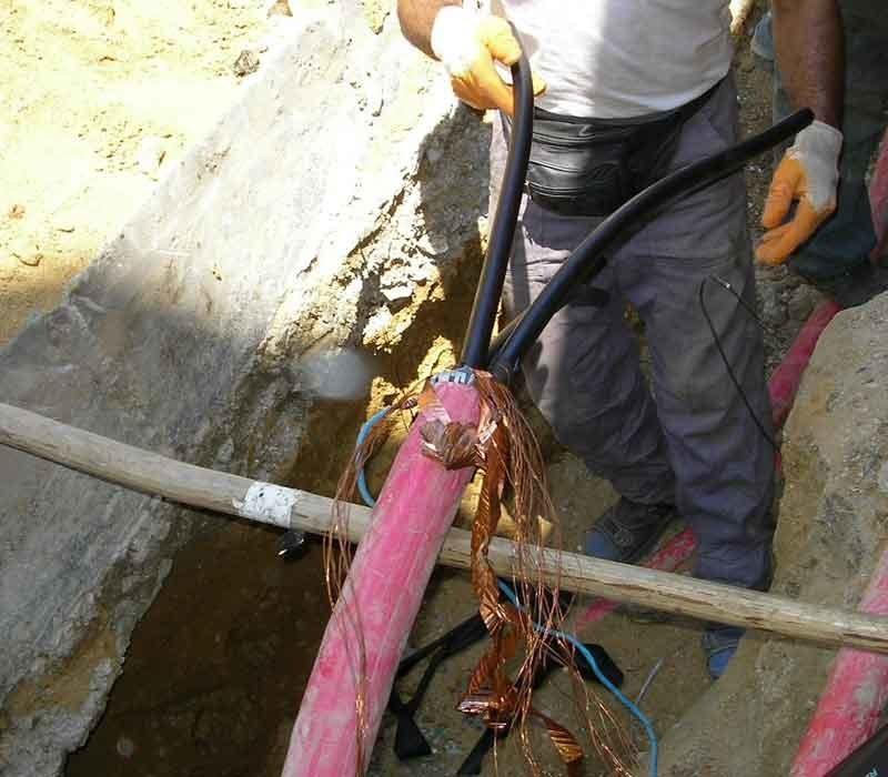 yeraltı kabloları arıza tespit cihazı