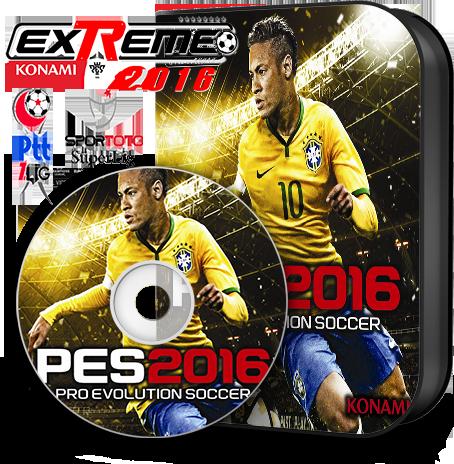 PES 2016 exTReme 16 V1 - Tek Link