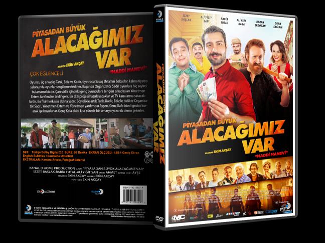 Piyasadan Büyük Alacağımız Var 2015 DVD-5 Yerli Film – Tek Link