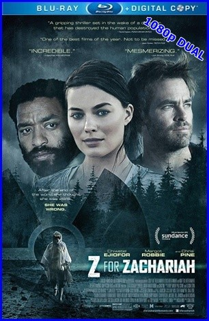 Zachariah'ın Z'si - Z For Zachariah | 2015 | BluRay 1080p x264 | DuaL TR-EN - Tek Link