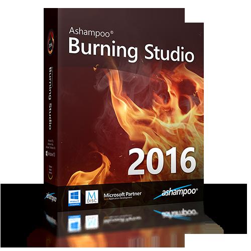 Ashampoo Burning Studio 16.0.7.16 | Katılımsız