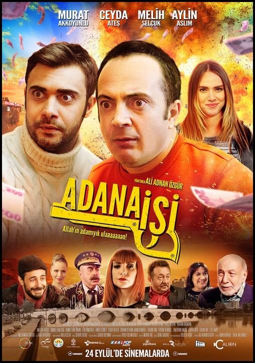 Adana İşi 2015 (Yerli Film) HDTV XviD – Tek Link