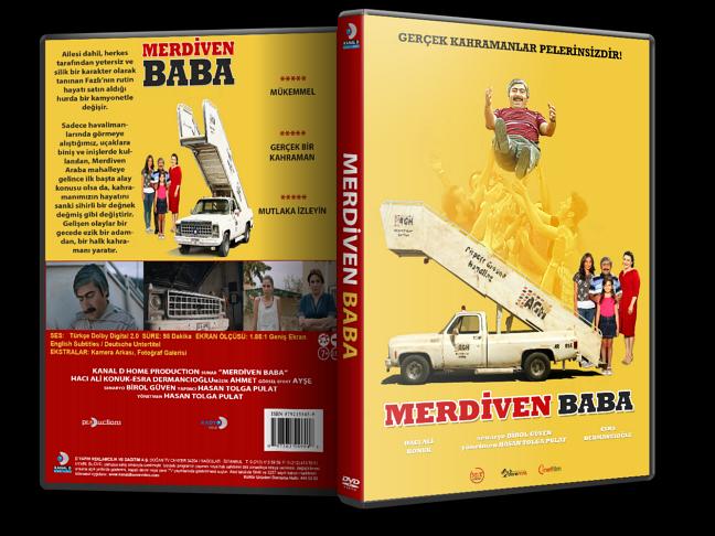 Merdiven Baba 2015 DVD-5 Yerli Film – Tek Link