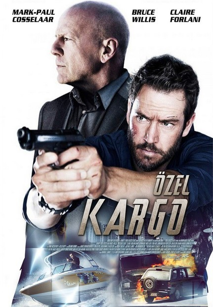 Özel Kargo | Precious Cargo | 2016 | BRRip XviD | Türkçe Dublaj