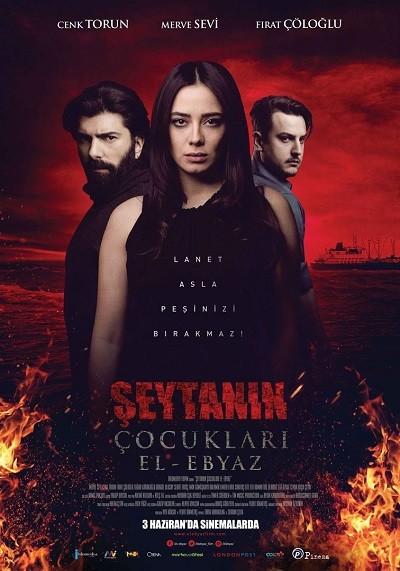 Şeytanın Çocukları - El Ebyaz 2016 (Yerli Film) HDTV