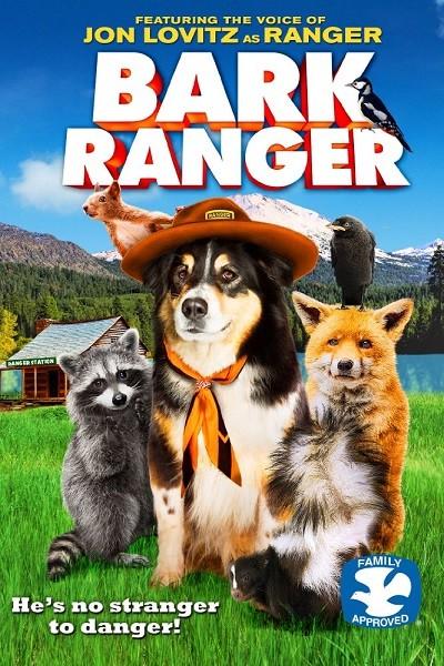 Sevimli Bekçiler -Bark Ranger (2015) DVDRip XviD Türkçe Dublaj  - Tek Link