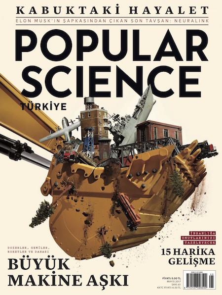Popular Science Mayıs 2017