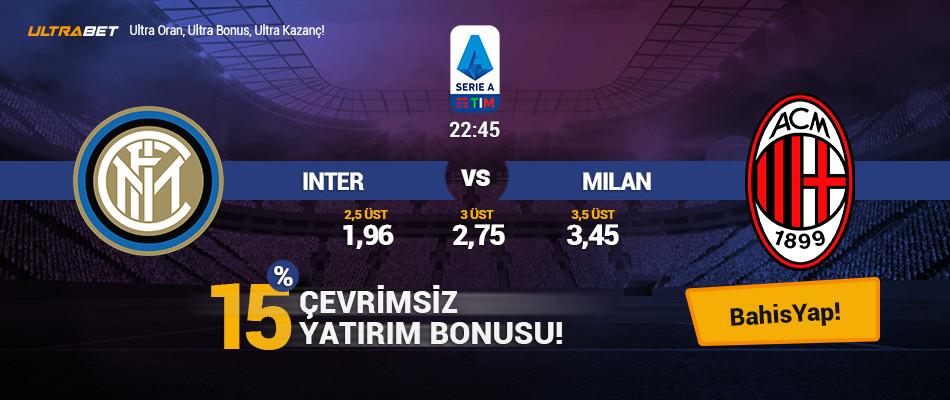 Inter - Milan Canlı Maç İzle