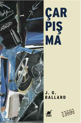 J. G. Ballard Çarpışma Pdf E-kitap indir
