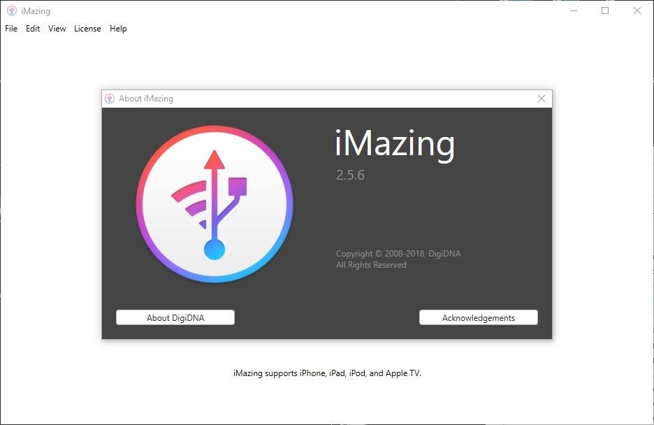 DigiDNA: iMazing 2.10.3.0 | Full
