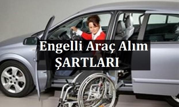 Engelli Otomobili Nasıl Alınır?