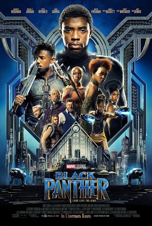 Kara Panter - Black Panther 2018 - BRRip - Türkçe Dublaj indir