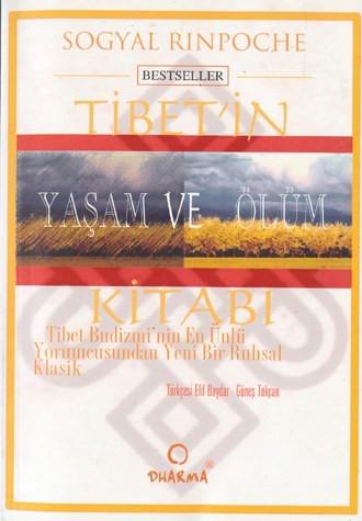 Sogyal Rinpoche Tibetin Yaşam ve Ölüm Kitabı Pdf E-kitap indir