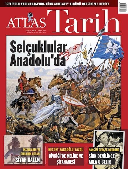 Atlas Tarih Nisan-Mayıs 2018