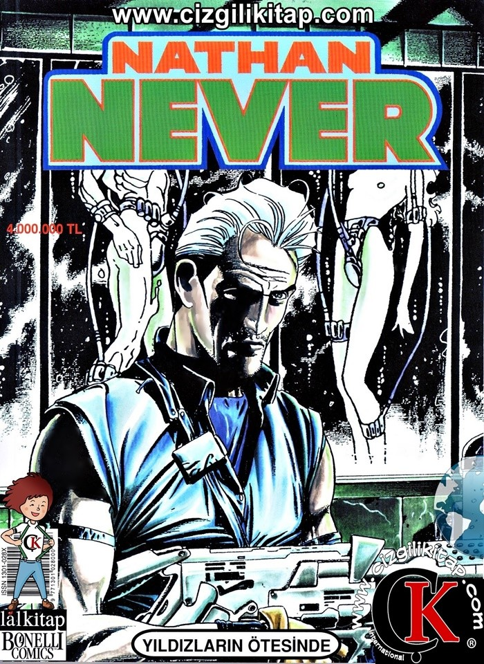 Çizgi Roman, Nathan Never