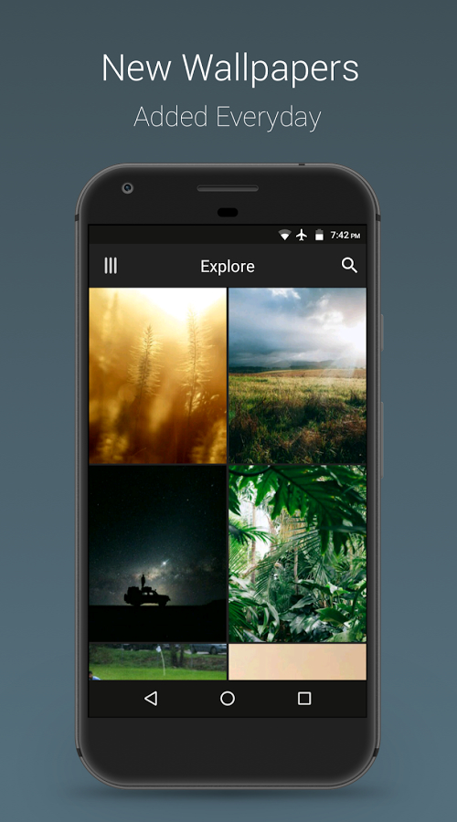 HD Wallpapers from WallR Full Apk