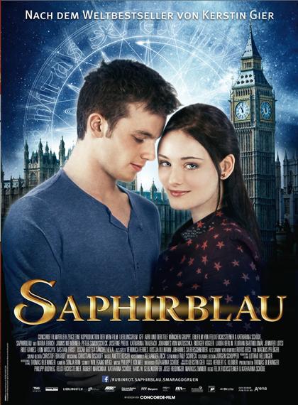 Safir Mavi – Saphirblau 2014 BDRip XviD Türkçe Dublaj indir