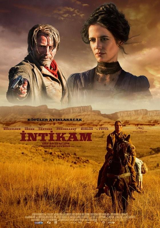 Intikam – The Salvation 2014 BRRip XviD Türkçe Dublaj – Tek Link