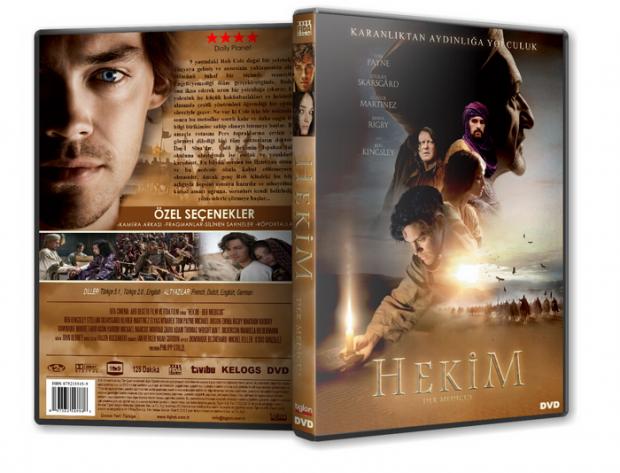 Hekim: İbn-i Sina – The Physician 2013 DVD-9 DuaL TR-EN – Tek Link