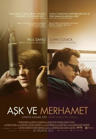 Aşk ve Merhamet - Love & Mercy | 2014 | BRRip XviD | Türkçe Dublaj - Tek Link