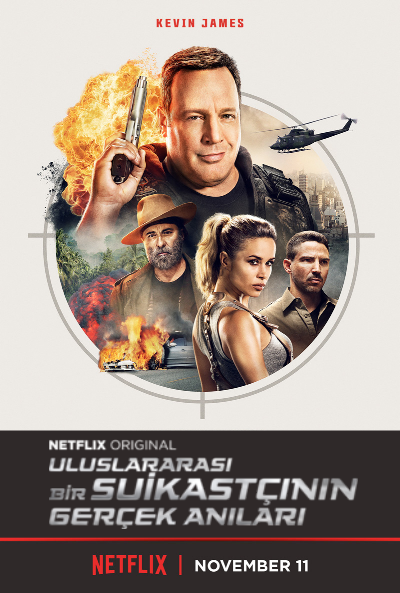 Uluslararası Bir Suikastçının Gerçek Hatıraları (2016) türkçe dublaj film indir