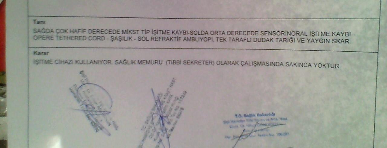 pE85RL - Türkiye Halk Sağlığı Kurumu Başkanlığına Atananlar?