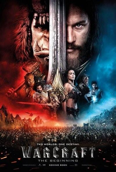 Warcraft : İki Dünyanın İlk Karşılaşması – Warcraft 2016 BRRip XViD Türkçe Dublaj – Tek Link