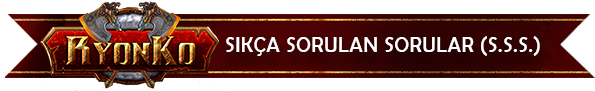 RyonKO [ 20xx Pk Server] │31 Ağustos Beta │Offical 12 EYLÜL │ [ BETA & OFFİCAL Ödüllü]