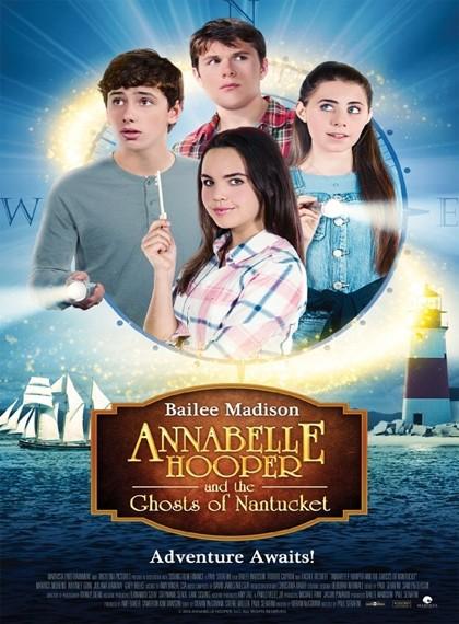 Annabelle Hooper Ve Nantucket Adası Hayaletleri | 2016 | HDRip XviD | Türkçe Dublaj