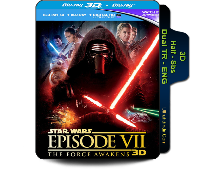star wars awakens 3d