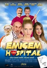 Emicem Hospital 2016 HDTVRip XviD Yerli Film – Tek Link