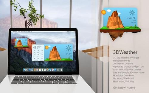 3DWeather 2.0 - MacOSX