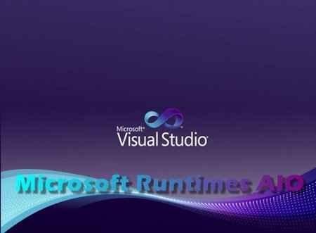 Microsoft Runtimes AIO Full İndir