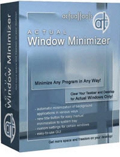 Actual Windows Minimizer Full  İndir