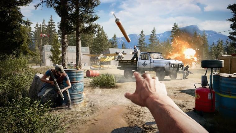 Far Cry 5 Türkçe Geliyor!