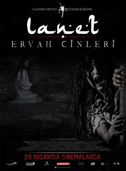 Lanet: Ervah Cinleri 2017 HDTV 720p Yerli Film indir